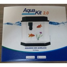 AQUARIO VIGOAR ACQUA KIT 2.0 5,5L 110V