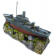 ENF AQUARIA BARCO DESTROYER B22 27X11X16