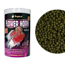 TROPICAL FLOWER HORN ADULT PELLET 380G