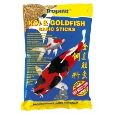 TROPICAL KOI GOLDFISH BASIC STICKS   90G