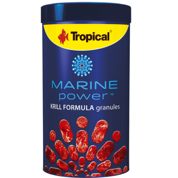 TROPICAL MARINE POWER KRILL GRANULES 135G
